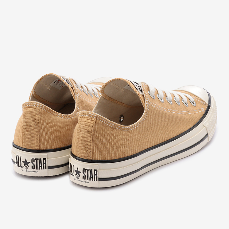 CONVERSE ALL STAR US COLORS OX Camel Chuck Taylor Japan Exclusive ...