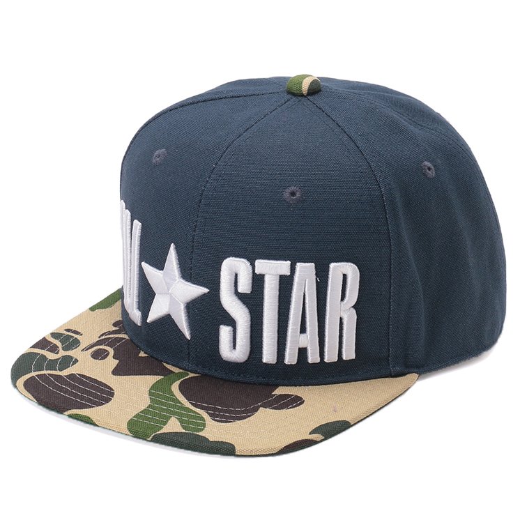 12OZ ALL STAR SNAPBACK