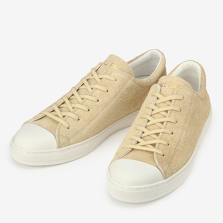 ALL STAR COUPE SUEDE OX(オールスター クップ スエード OX)ベージュ/ベージュ・通勤