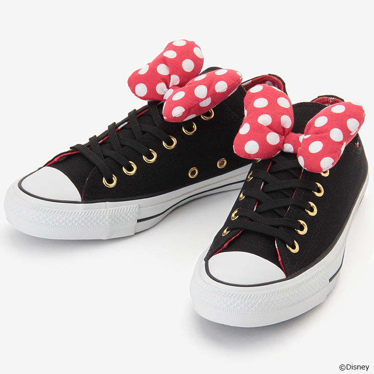 ALL STAR 100 MINNIE MOUSE RB OX