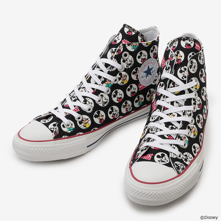 ALL STAR 100 MICKEY MOUSE HM HI