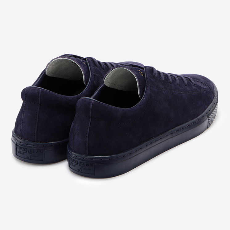 ALL STAR COUPE SUEDE WV OX(オールスター クップ スエード WV OX)紺/ネイビー・スニーカー・通勤