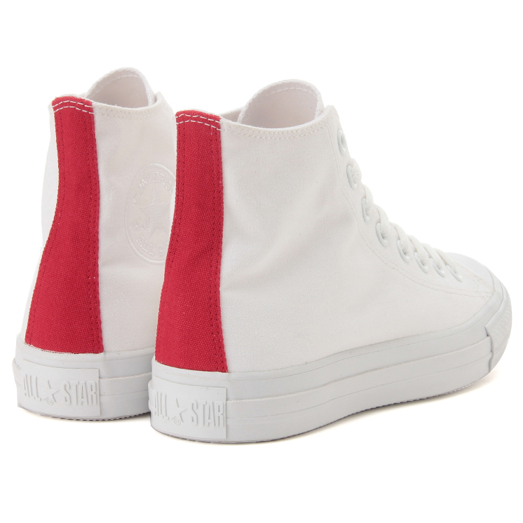 ALL STAR COLORINWHITE HI