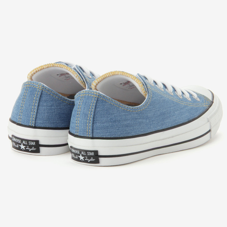 ALL STAR 100 DENIM US WASHED OX