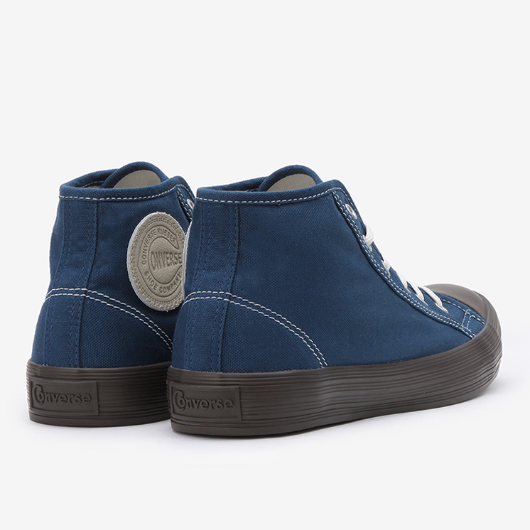 BIG C ARMYSHOES SUEDEPATCH MID