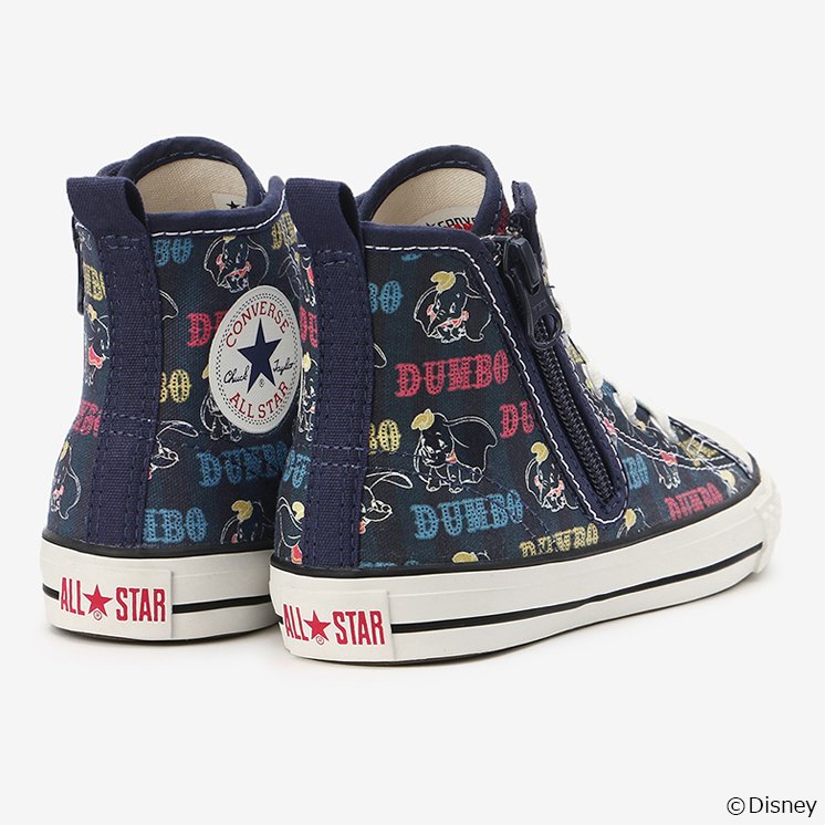 CHILD ALL STAR N DUMBO PT Z HI