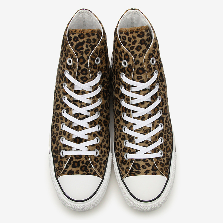 ALL STAR 100 LEOPARDFUR HI