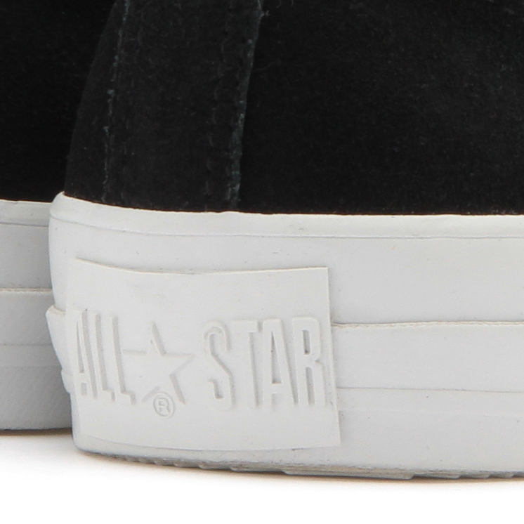 SUEDE ALL STAR BKPLUS R OX