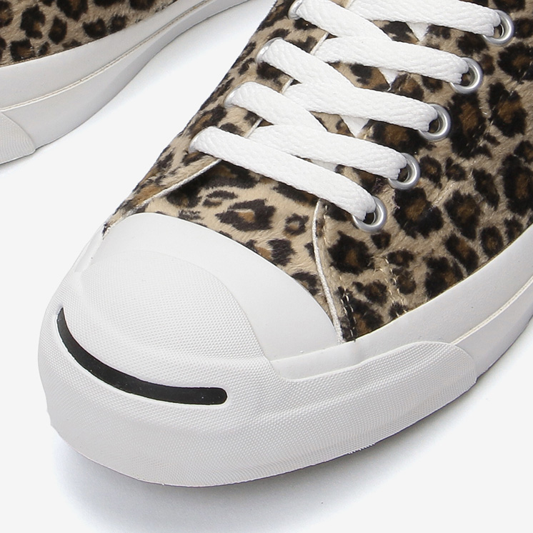 JACK PURCELL LEOPARDFUR