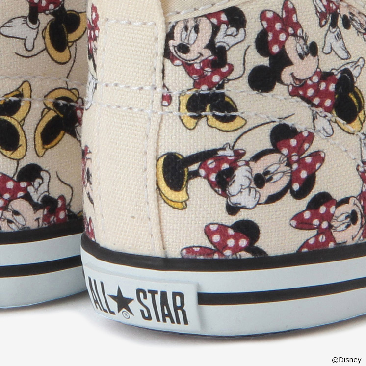 BABY ALL STAR N MINNIE MOUSE PT Z