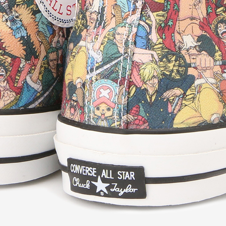 ALL STAR 100 ONE PIECE PT HI