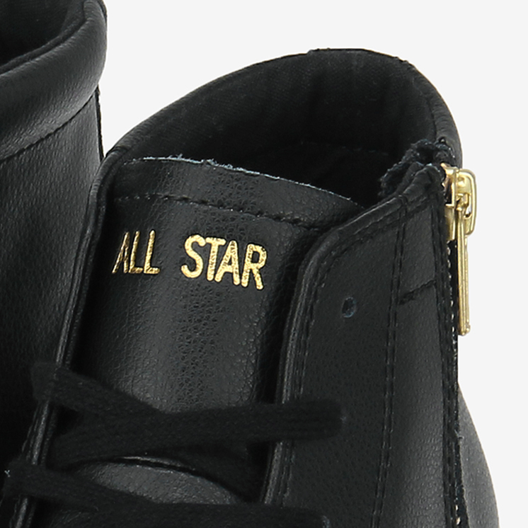 ALL STAR COUPE LEATHER Z MID