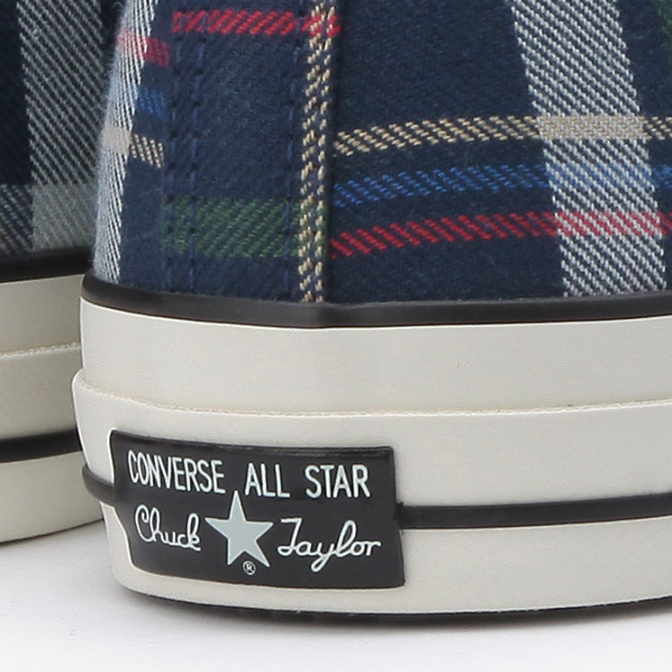 ALL STAR 100 TARTANCHECK HI