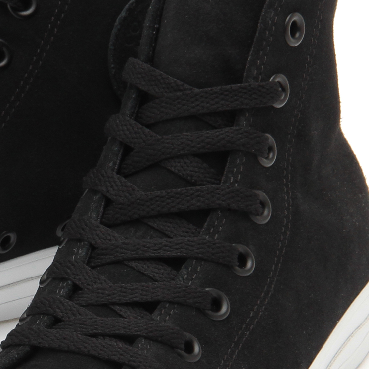 SUEDE ALL STAR BKPLUS R HI