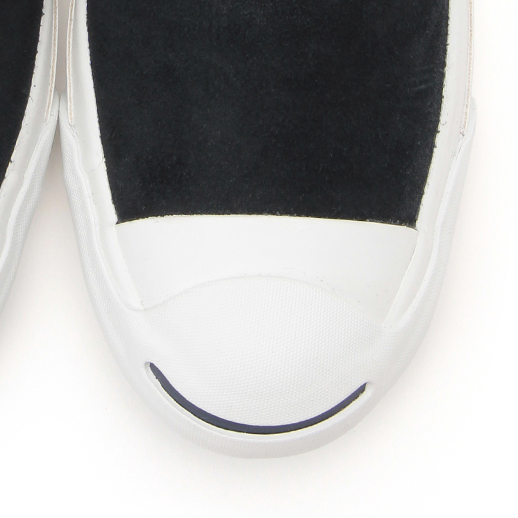 JACK PURCELL SLIP-ON SUEDE
