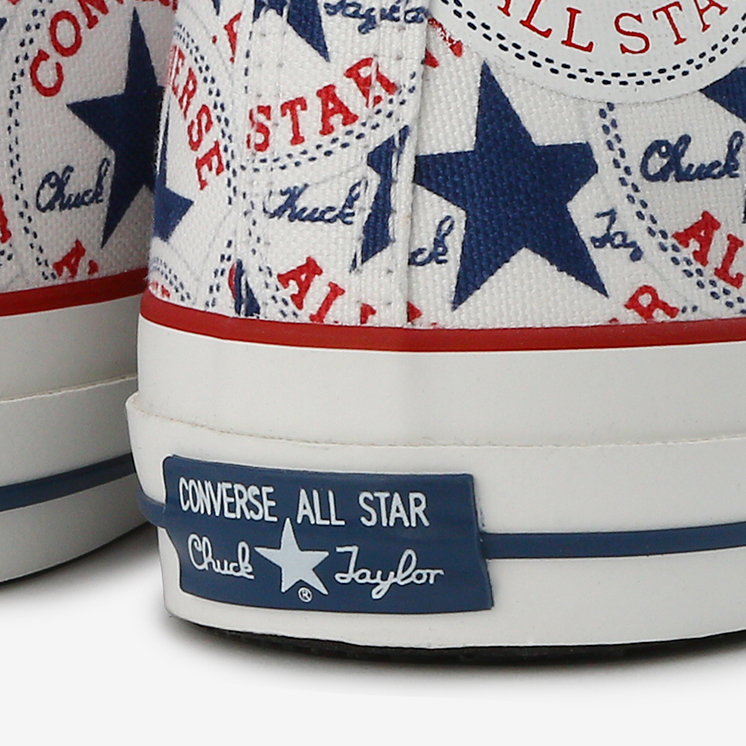 ALL STAR 100 MANYPATCH HI