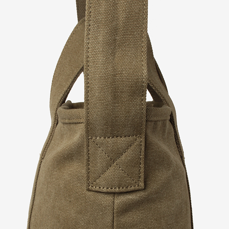 BIG C WASH CANVAS 2WAY SHOLDER BAG