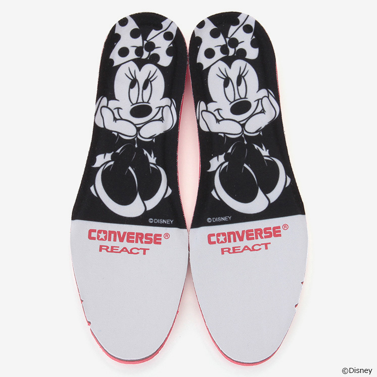 ALL STAR 100 MINNIE MOUSE PT HI