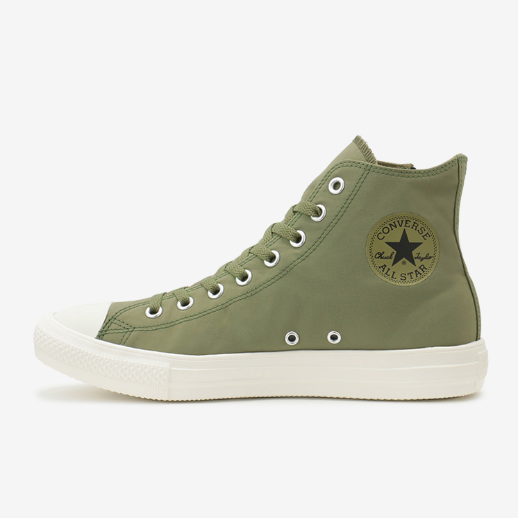 ALL STAR LIGHT NYLON Z HI(オリーブ)