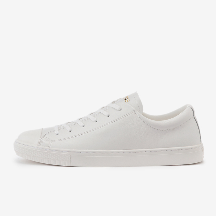 LEATHER ALL STAR COUPE  OX(レザー オールスター クップ OX)白/ホワイト・スニーカー