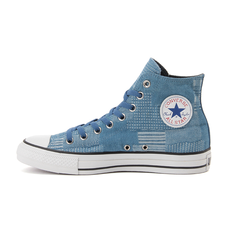 ALL STAR JAQUARDPATCHWORK HI