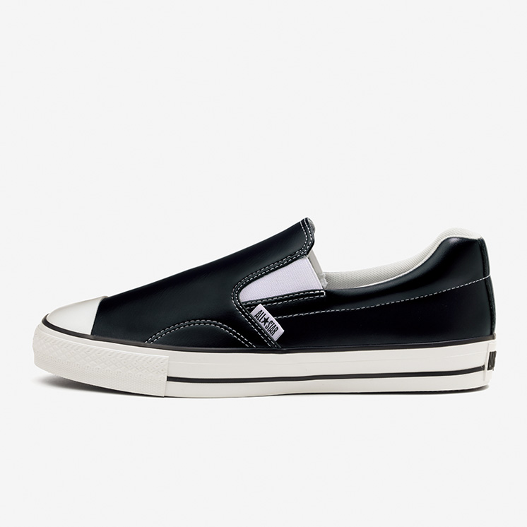 ALL STAR GF SLIP-ON(ネイビー)