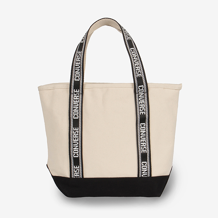 JTP キャンバス S トートバッグ(JTP CANVAS S TOTE)白/オフホワイト・バッグ