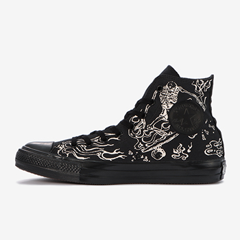 ALL STAR US SKULLSKATER HI