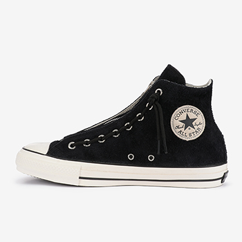 SUEDE ALL STAR 100 CENTERZIP HI