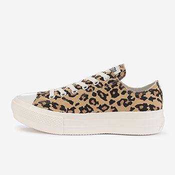 ALL STAR LIGHT PLTS LEOPARD OX