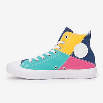 ALL STAR LIGHT COLORPATCH HI