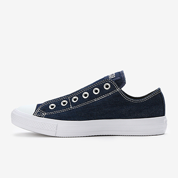 ALL STAR LIGHT DENIM SLIP OX