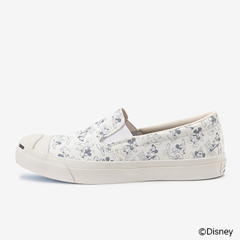 JACK PURCELL MICKEY MOUSE PT SLIP-ON RH