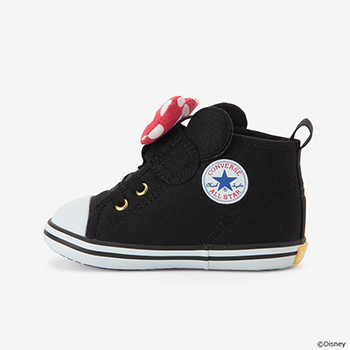 BABY ALL STAR N MINNIE MOUSE RB V-1