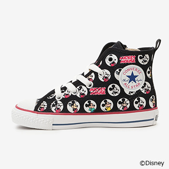 CHILD ALL STAR N MICKEY MOUSE HM Z HI