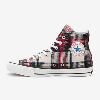 ALL STAR 100 WOOLCHECK HI