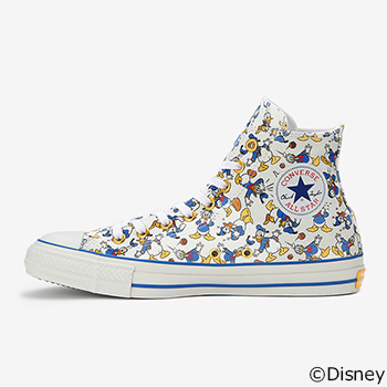 ALL STAR 100 DONALD DUCK PT HI