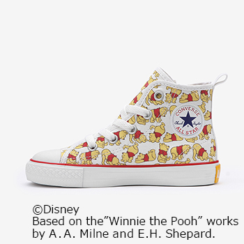 CHILD ALL STAR N POOH PT Z HI