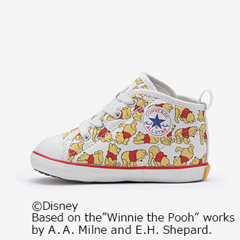 BABY ALL STAR N POOH PT Z