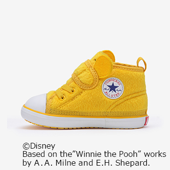 BABY ALL STAR N POOH FC V-1