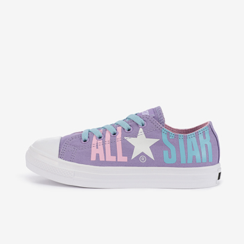 CHILD ALL STAR LIGHT PASTELLOGO OX