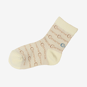 BIG C  LOGOTYPE SOCKS(kids)(ビッグC ロゴソックス(kids))