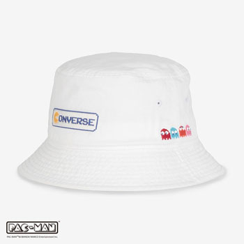 CONVERSExPAC-MAN TWILL BUCKET HAT