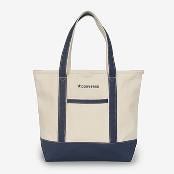 LOGO EMB CANVAS TOTE BAG(ロゴエンボス キャンバス トートバッグ)