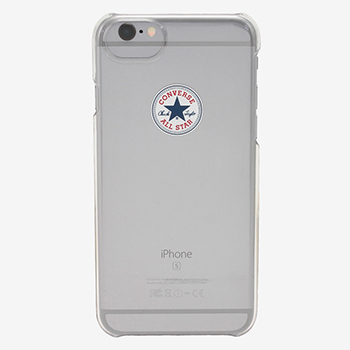 ALL STAR LOGO CLEAR IPHONE CASE(オールスターロゴ クリア アイフォンケース【iPhone6/7/8兼用】)