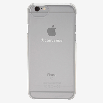 LOGO CLEAR IPHONE CASE(ロゴ クリア アイフォンケース【iPhone6/7/8兼用】)