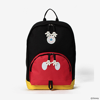 MICKEY MOUSE HIPS MOTIF KIDS DAY PACK