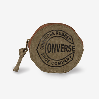BIG C WASH CANVAS COIN CASE