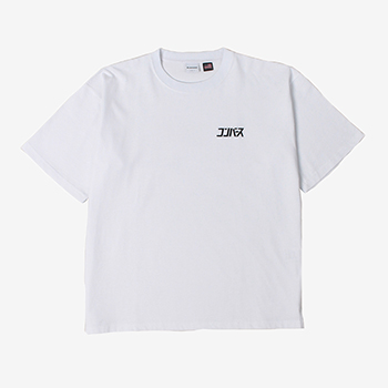 U.S.A Cotton Japanese Emb&Print Tシャツ