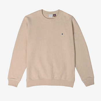 U.S.A Cotton Cotton Wappen Sweat(U.S.A Cotton ワッペン スウェット)